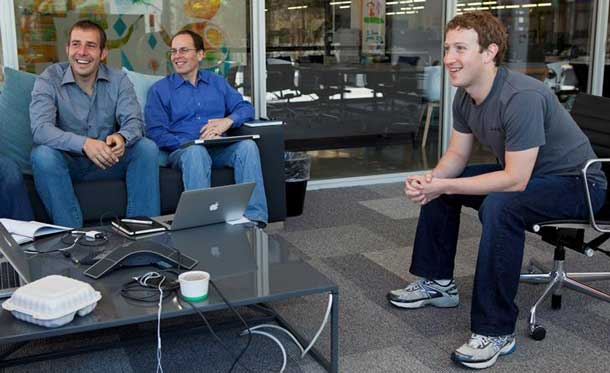 Facebook boss Matt Zuckerberg says the NSA scandal is ramping up difficulties in business relationships.