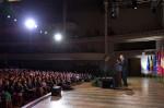 Tall Talk from President Obama