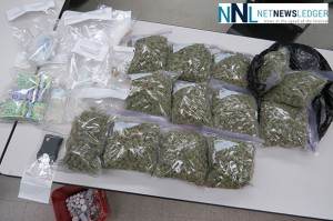 RCMP Edmonton - Inter-provincial cooperation lead to drug busts