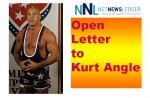 Wrestling – An Open Letter to Kurt Angle