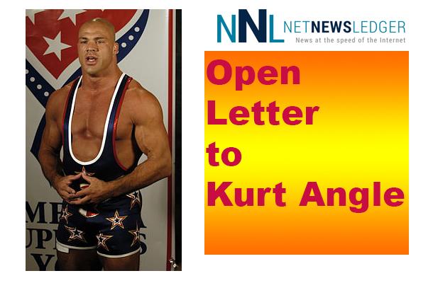 NNL Sports Writer Josh Kolic pens an Open Letter to Kurt Angle