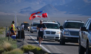 RCMP K-Division, City of Calgary Police and other LEOs were in Nevada for the run