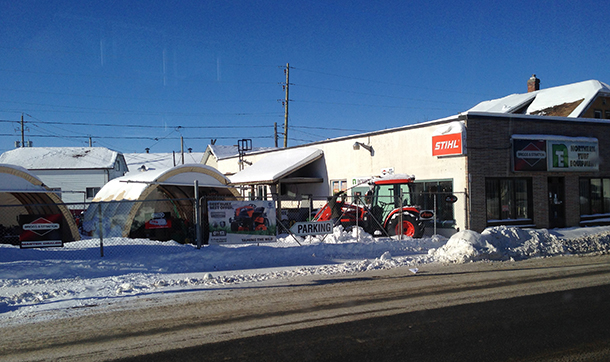 Thunder Bay, the winter that never ends... are snowblower dealers happy?