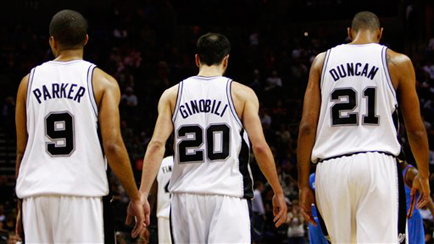 The Spurs are the hottest team in the NBA.