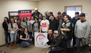 Thunder Bay Ring of Fire Aboriginal Training Alliance Graduation Class
