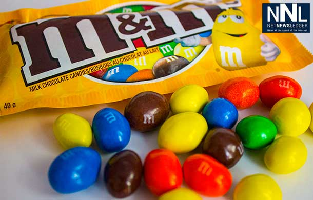 The blue dye used in M&M candies have been found in laboratory research to help spinal injuries.