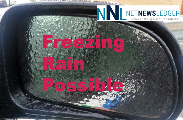 Freezing Rain its possible in Ontario's Far North
