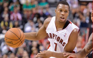 Kyle Lowry has found a home with the Toronto Raptors of the NBA