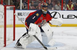 A long and painful journey ended for Roberto Luongo on last week's trade deadline.