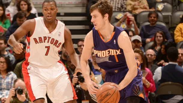 Toronto Raptors took on the Suns on Sunday in exciting NBA action.