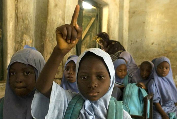 Since June 2013, attacks in northeastern Nigeria have resulted in school closures affecting thousands of students, many of whom have had no access to education in months. Photo: UNICEF/NYHQ2007-0515/Nesbitt