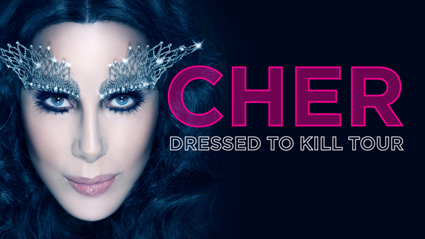 Cher will grace the MTS Centre stage in Winnipeg in June.