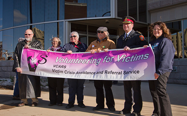 Keeping Thunder Bay safer is the goal. The Crime Victims Walk is a step toward that goal.