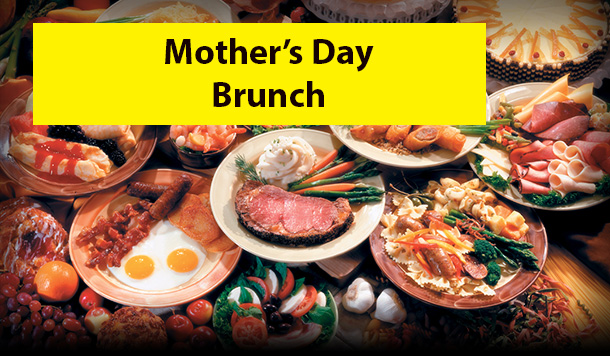 Treating Mom to a Brunch or Buffet on Mother's Day is a tradition for many
