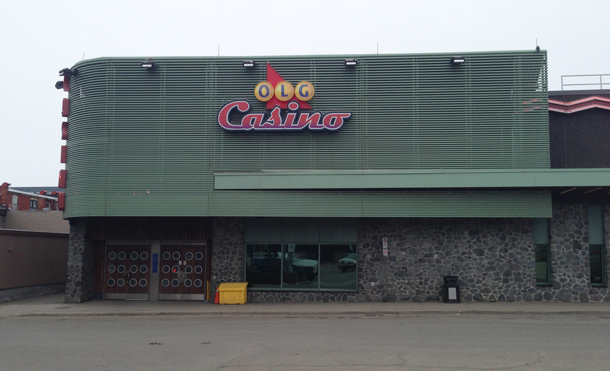 The OLG Casino in Thunder Bay.