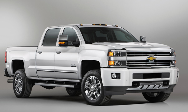 Silverado High Country HD, Chevrolet's first premium heavy-duty pickup, combines the refinement and convenience of the Silverado 1500 High Country with the rugged capability of the new Silverado 2500HD and 3500HD pickups.