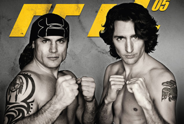 Senator Brazeau Took On Justin Trudeau in a Charity Boxing Match.