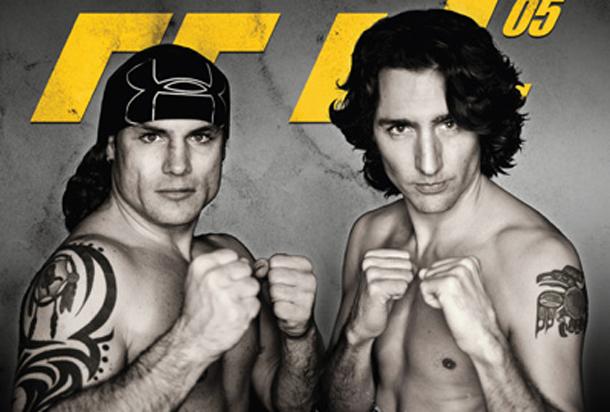 Senator Brazeau Took On Justin Trudeau in a Charity Boxing Match.