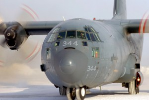 Canadian Forces Hercules - Photo DND