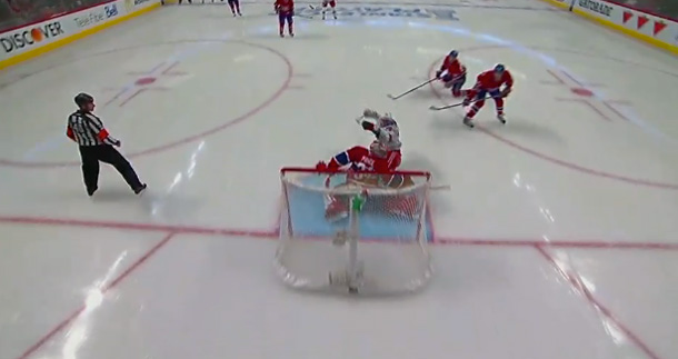 Carey Price the Montreal Canadien's brilliant goaltender is out for the series with an injury.
