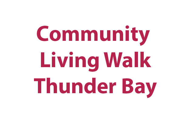 Community Living Walk Thunder Bay