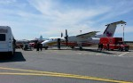 Weather Delays Evacuation Flight from Kashechewan