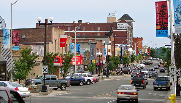 Kenora continues downtown revitalization.