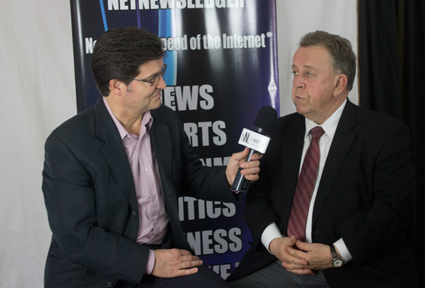 Michael Gravelle speaks about Election 2014 with Frank Pullia