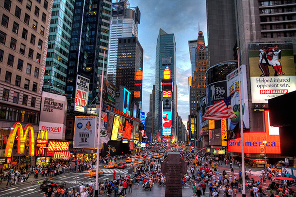 Tourism in New York City offers lots to choose from for all visitors