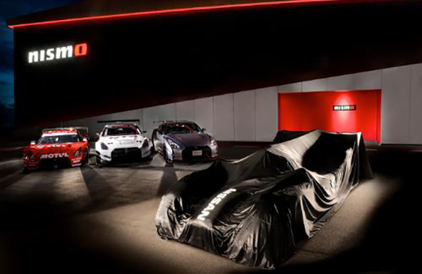 Nissan is setting its sights on winning at the 2015 Le Mans Race