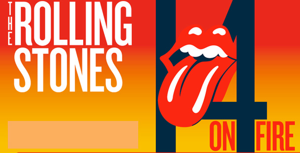 The Rolling Stones Hit the Concert Trail again.