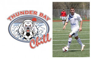 The Thunder Bay Chill get underway for the 2014 season with their sights focused on winning