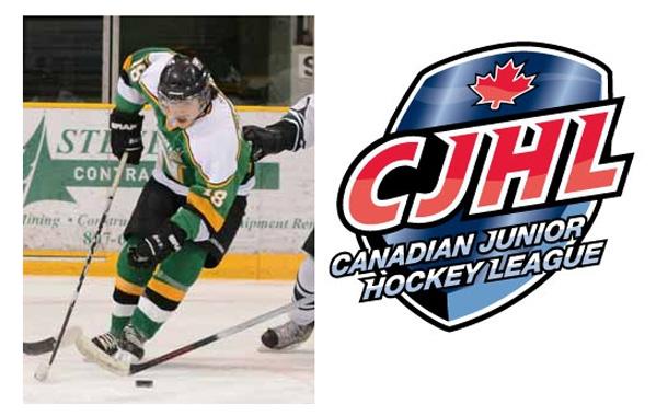 Thunder Bay North Star Player set for CJHL Honours