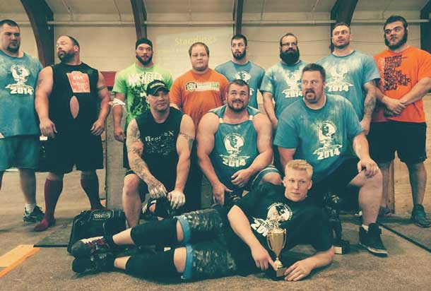 Thunder Bay hosted the Ontario Strongman Championships over the weekend.
