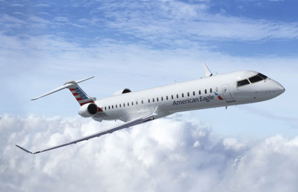 American Airlines takes Delivery of Bombardier CRJ900