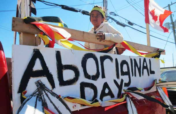 National Aboriginal Day in Attawapiskat brought out young and old