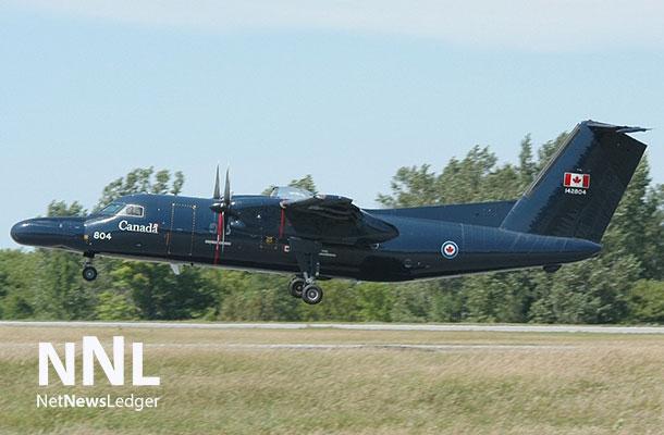 RCAF CT 142 Dash 8