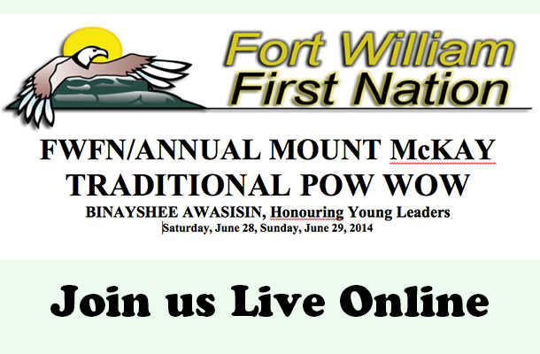Fort William First Nation Pow Wow