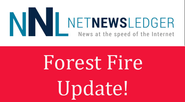 Forest Fire Update