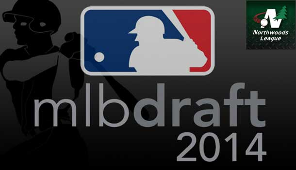 The Northwoods League has been well represented in the 2014 MLB Draft