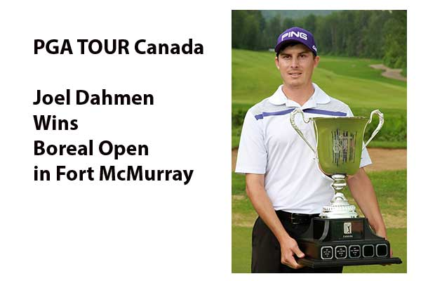 The PGA TOUR Canada is taking a week off then moving into high gear and headed to Thunder Bay for the Staal Foundation Open presented by Tbaytel