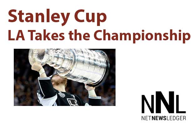 Los Angeles Kings are the 2013-2014 Stanley Cup Champs