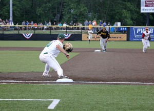 Solid Northwoods League action during the North South All-Star Game
