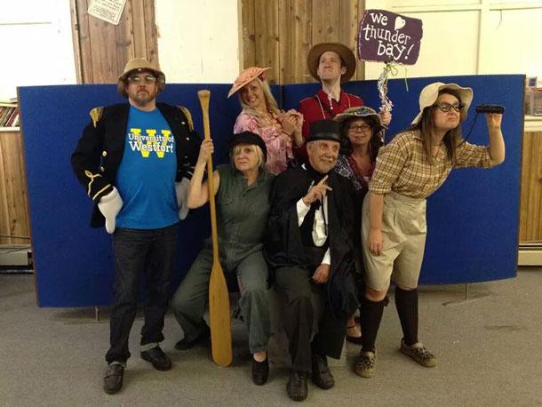 Bloodthirsty Blackfly: A New Melodrama at Chippewa Park