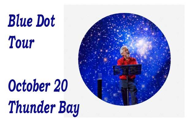 Blue Dot Tour