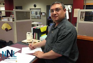 Claudio Monteleone is seeking a seat at Thunder Bay City Council