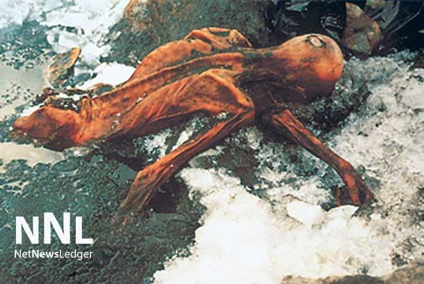 Ötzi the Ice Man