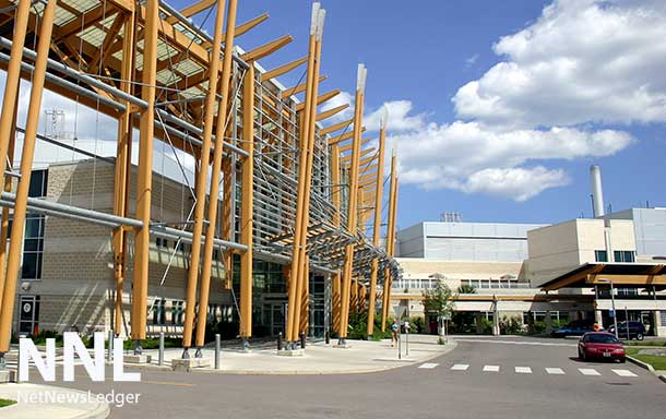 Thunder Bay Regional Health Sciences Centre adds new access for patient drop-off