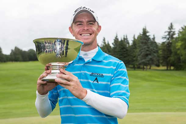 The PGA TOUR Canada is headed to Thunder Bay after the Player's Cup in Winnipeg