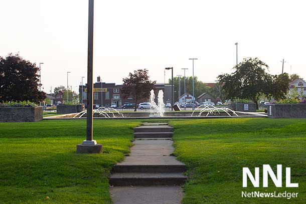 Paterson Park looking west - Image taken July 30 2014